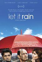 Parlez-moi de la pluie - Movie Poster (xs thumbnail)