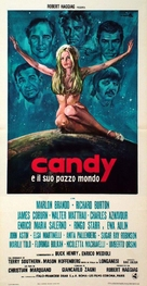 Candy - Italian Movie Poster (xs thumbnail)