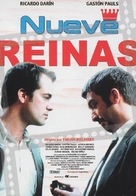 Nueve reinas - Spanish Movie Poster (xs thumbnail)