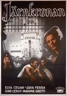 La corona di ferro - Swedish Movie Poster (xs thumbnail)