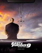 Fast & Furious 9 - International Movie Poster (xs thumbnail)