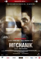 The Machinist - Polish Movie Poster (xs thumbnail)
