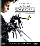 Edward Scissorhands - Polish Blu-Ray movie cover (xs thumbnail)