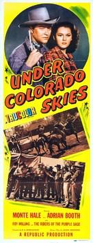 Under Colorado Skies - Movie Poster (xs thumbnail)