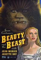 La belle et la bête - Movie Poster (xs thumbnail)