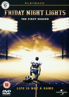 """Friday Night Lights"" - British DVD cover (xs thumbnail)"