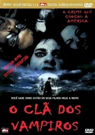 Vampire Clan - Portuguese Movie Cover (xs thumbnail)