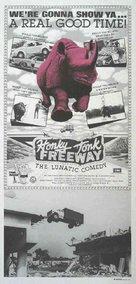 Honky Tonk Freeway - Australian Movie Poster (xs thumbnail)