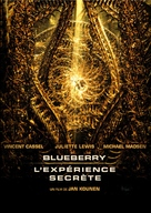 Blueberry - French DVD cover (xs thumbnail)