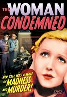 The Woman Condemned - Movie Cover (xs thumbnail)