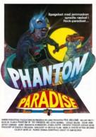 Phantom of the Paradise - Danish Movie Poster (xs thumbnail)