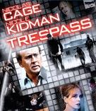 Trespass - Italian Blu-Ray cover (xs thumbnail)