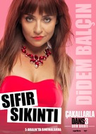 Çakallarla Dans 3: Sifir Sikinti - Turkish Movie Poster (xs thumbnail)