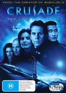 """Crusade"" - Australian DVD movie cover (xs thumbnail)"