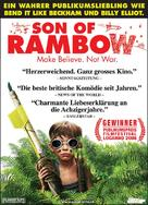 Son of Rambow - Swiss Movie Poster (xs thumbnail)