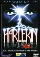 Harlequin - German DVD cover (xs thumbnail)