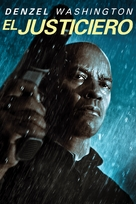 The Equalizer - Mexican Movie Cover (xs thumbnail)