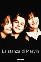 Marvin's Room - Italian DVD cover (xs thumbnail)