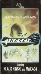 Android - VHS movie cover (xs thumbnail)