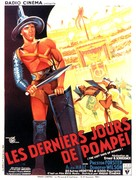 The Last Days of Pompeii - French Movie Poster (xs thumbnail)