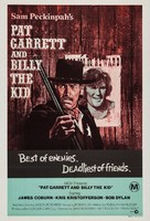 Pat Garrett & Billy the Kid - Australian Movie Poster (xs thumbnail)