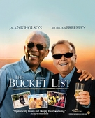 The Bucket List - Movie Poster (xs thumbnail)