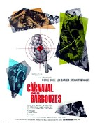 Carnaval des barbouzes, Le - French Movie Poster (xs thumbnail)