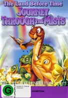 The Land Before Time IV: Journey Through the Mists - New Zealand DVD cover (xs thumbnail)