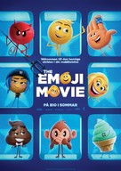 The Emoji Movie - Swedish Movie Poster (xs thumbnail)