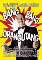 Bang Bang Orangutang - Swedish Movie Poster (xs thumbnail)