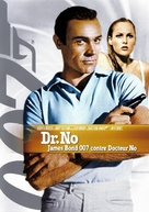 Dr. No - French DVD movie cover (xs thumbnail)