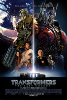 Transformers: The Last Knight - Theatrical movie poster (xs thumbnail)