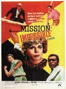 Mission Impossible Versus the Mob - Pakistani Movie Poster (xs thumbnail)