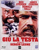 Giù la testa - Italian Blu-Ray movie cover (xs thumbnail)