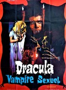 Guess What Happened to Count Dracula? - French Movie Poster (xs thumbnail)