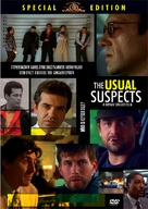 The Usual Suspects - DVD movie cover (xs thumbnail)