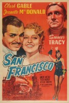 San Francisco - Movie Poster (xs thumbnail)