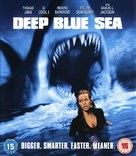 Deep Blue Sea - British Movie Cover (xs thumbnail)