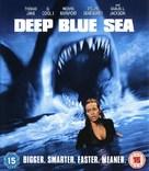 Deep Blue Sea - British Movie Cover (xs thumbnail)