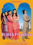 Bride And Prejudice - Movie Poster (xs thumbnail)