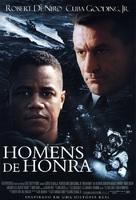 Men Of Honor - Brazilian Movie Poster (xs thumbnail)