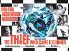 The Thief Who Came to Dinner - British Movie Poster (xs thumbnail)