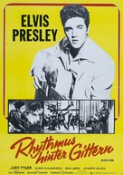 Jailhouse Rock - German Movie Poster (xs thumbnail)