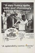För att inte tala om alla dessa kvinnor - Movie Poster (xs thumbnail)