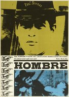 Hombre - Czech Movie Poster (xs thumbnail)