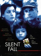 Silent Fall - French Movie Poster (xs thumbnail)