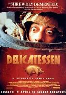 Delicatessen - Movie Poster (xs thumbnail)