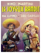 The Gay Desperado - French Movie Poster (xs thumbnail)