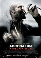 Crank: High Voltage - Lithuanian Movie Poster (xs thumbnail)