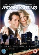 """Moonlighting"" - British DVD cover (xs thumbnail)"